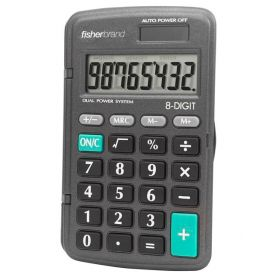 Fisherbrand™ Solar-Powered, Big-Digit Calculator