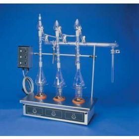 DWK Life Sciences Kimble™ Kontes™ K-D Evaporator Concentrator Glassware Components: Column Top