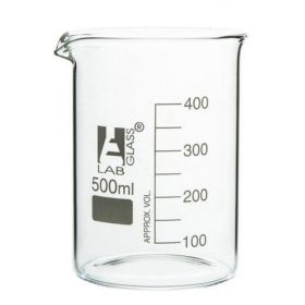 Eisco™ Low Form Borosilicate Glass Beakers