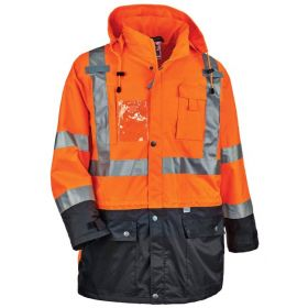 Ergodyne™ GloWear™ 8386 Type R Class 3 High Visibility Outer Shell Jacket