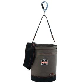 Ergodyne™ Arsenal™ 5940T Swiveling Carabiner Canvas Hoist Bucket with Top