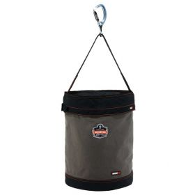 Ergodyne™ Arsenal™ 5945T XL Swiveling Carabiner Canvas Hoist Bucket with Top
