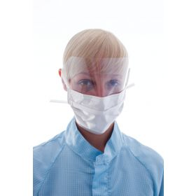 Ansell™ BioClean™ Clearview Sterile Visor Facemask