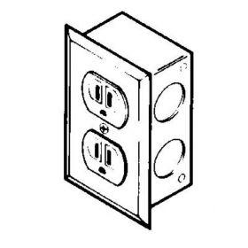 Labconco™ Duplex Electrical Receptacle Kits