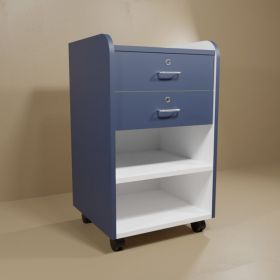 Mitchell Plastics Phlebotomy Mobile Supply Cabinets