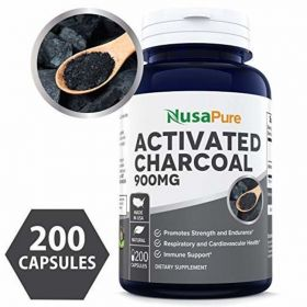 Moore Medical Activated Charcoal Capsules
