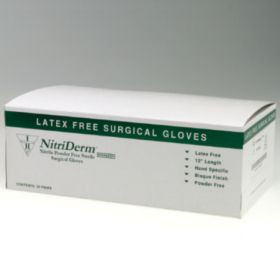 Moore Medical Innovative Healthcare NitriDerm™ Surgical Gloves