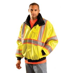 OccuNomix™ High-Viz Two-Tone Bomber Jackets