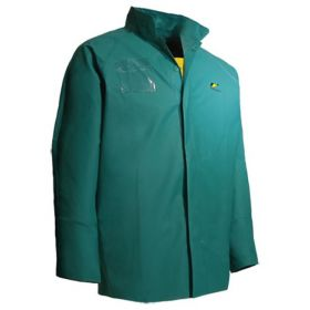 Dunlop™ Onguard™ Chemtex Jacket with Hood Snaps
