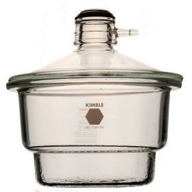 DWK Life Sciences Kimble™ Vacuum Desiccator with Collar 150x255