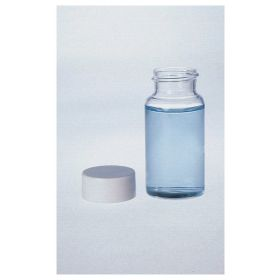 Fisherbrand™ 20mL Borosilicate Glass Scintillation Vials with White Urea Caps