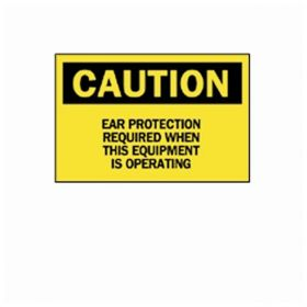 Brady™ Personal Protective Wear Signs