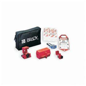 Brady™ Electrical Lockout Pouch