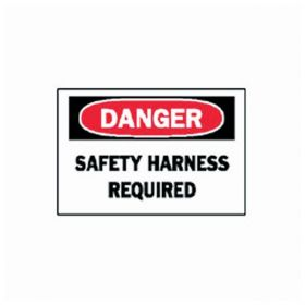 Brady™ Confined Space Safety Signs