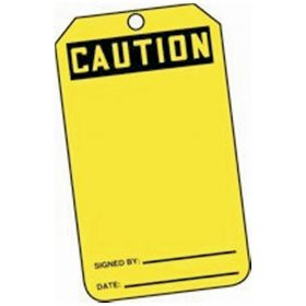 Accuform Signs Safety Tags