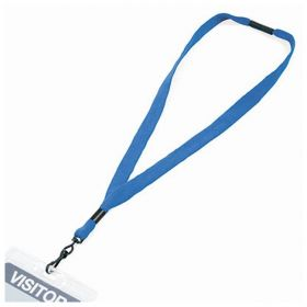 Chums™ 3/4 in. Cotton and Enhanced Visibility Acrylic Breakaway Lanyards with Swivel J-Hook