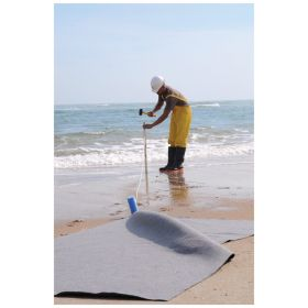Youngstown Barrel & Drum Ultra-Oil Blanket, Surf Model; with Microbes; replacement