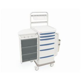 Metro™ Starsys™ Preconfigured Mobile Workstation, LAR Procedure - Casting Cart