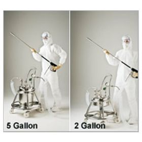 VAI Core 2 Clean System™ Basic Components: Spray Tanks