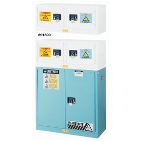 Justrite™ Wall Hanger Assembly for Dual Storage Safety Cabinet