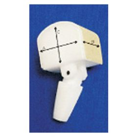 Foamtec ErgoWRENCH™ Vacuum Chamber Scrubbing Tools: Heads