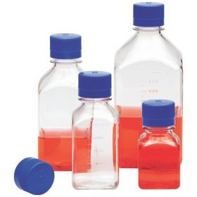 Fisherbrand™ Sterile PETG Media Bottles, 1000mL