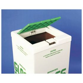 Bel-Art™ SP Scienceware™ Cover for Glass Disposal Carton