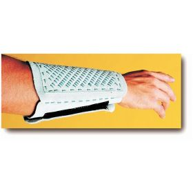 Steel Grip Leather Arm Guards