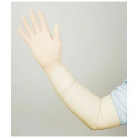 Ansell™ BioClean™ Maxima™ Extra Long Sterile Latex Cleanroom Gloves