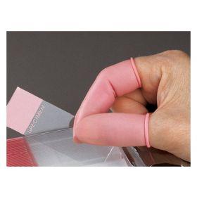 QRP™ Antistatic Latex Finger Cots