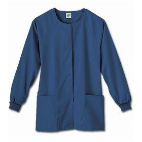 White Swan™ fundamentals™ Ladies Navy Warm-Up Jackets