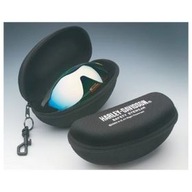 Honeywell™ Bacou-Dalloz™ Harley-Davidson™ Hard Glasses Case with Zipper
