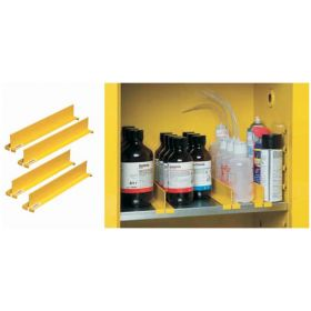 Justrite™ Shelf Divider Set
