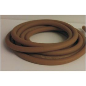 Fisherbrand™ Amber Dry Natural Rubber Tubing