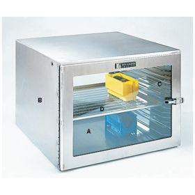 Terra Universal Shelves for SmartDesiccator Benchtop Storage Systems