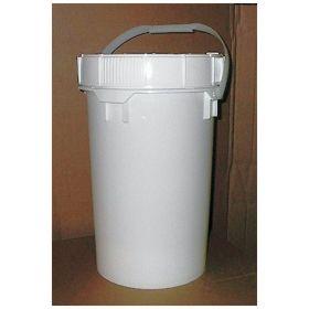 Youngstown Barrel & Drum Plastic Open Head Pails with Screw Lids
