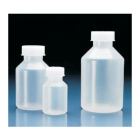 BrandTech™ Wide-Mouth Reagent Bottles with Screw Caps