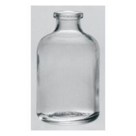 DWK Life Sciences Kimble™ KG-35 Borosilicate Glass Serum Bottle, Aluminum Seal without Closure