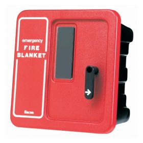 Encon™ Fire Blanket Wall Case