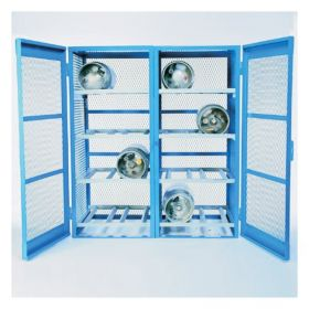 Denios Gas Bottle and Cylinder Storage Cages