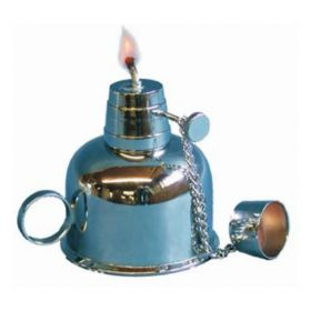Fisherbrand™ Brass Alcohol Burner