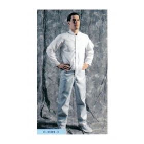 Vidaro™ Polyester Cleanroom Coveralls