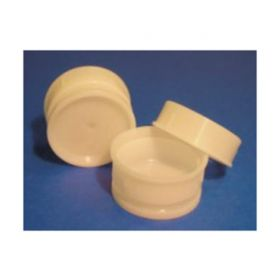 TECHREF™ C-1400 Sample Cups/Cells, 46mm, single open ended