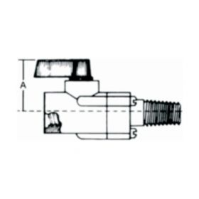 MilliporeSigma™ Replacement Ball Valve for Water Systems