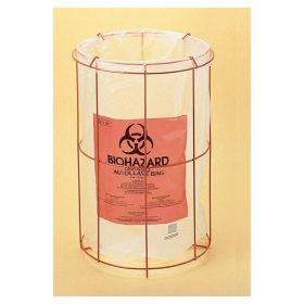 Bel-Art™ SP Scienceware™ Poxygrid™ Biohazard Bag Holders, Accepts 24 x 36 in. bags