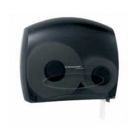 Kimberly-Clark Professional™ Kimberly-Clark Professional™ JRT Jr. Escort* Jumbo Roll Bathroom Tissue Dispenser with Stub Roll