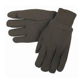 MCR Safety Brown Jersey Men's Gloves