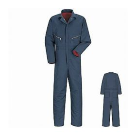 VF Workwear Red Kap Insulated Twill Coveralls