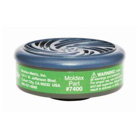 Moldex™ 7400 Ammonia/Methylamine Cartridge