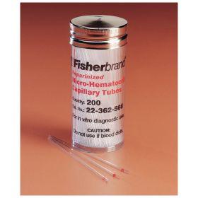 Fisherbrand™ Microhematocrit Capillary Tubes